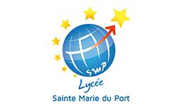 logo lycée Sainte Marie du port