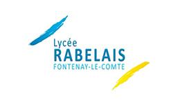 logo Lycée Rabelais