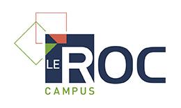 Logo lycée du Roc