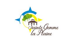 logo Sainte-Gemme-La-Plaine
